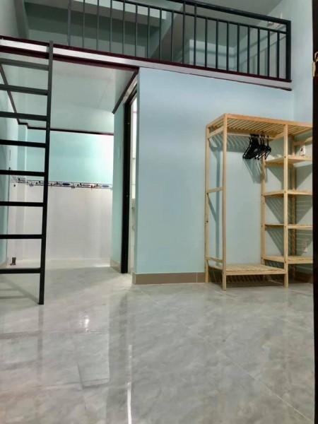 Cho thuê phòng mới xây tại Tân Phú, miễn phí để xe - giờ giấc tự do, có thang máy, camera, wifi, 25m2