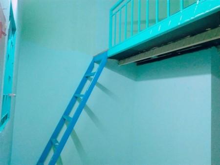 Phòng trọ cho thuê tại Tân Phú, phòng đẹp sạch sẽ thoáng mát, có gác lửng, bếp, toilet, 25m2