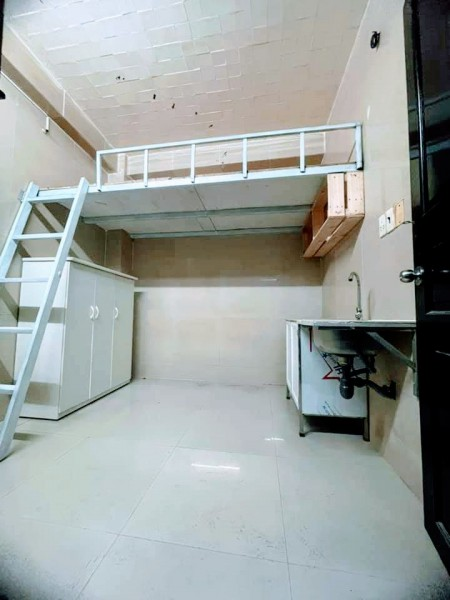 Phòng trọ cho thuê tại quận 12, giá sinh viên cực ưu đãi, cầu thang máy, giờ giấc tự do, 25m2