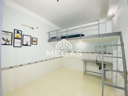 Phòng trọ cho thuê xịn ở Tân Phú giá hạt dẻ, cửa vân tay, giờ giấc tự do, camera, vệ sinh hành lang, 25m2