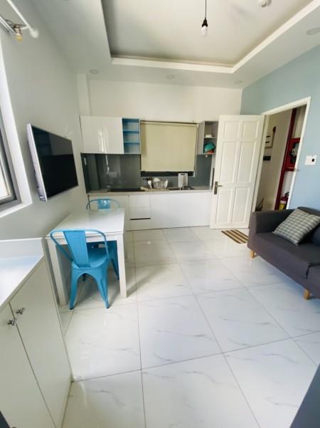 Cho thuê căn hộ dịch vụ 1 Phòng ngủ đường Phạm Thế Hiển giáp Quận 1, 40m2