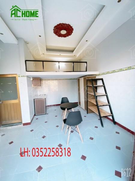 Cho thuê phòng trọ full nội thất ở Tân Phú, nội thất cơ bản, phòng sạch sẽ, thoáng mát, 25m2