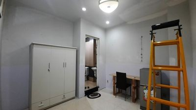 Cho thuê phòng trọ quận 2, có máy lạnh, nước nóng lạnh năng lượng mặt trời, an ninh, 18m2