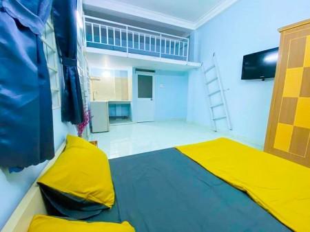 Cho thuê phòng trọ có ban công ở Bình Thạnh, nhà vệ sinh riêng, giờ giấc tự do, không chung chủ, 30m2