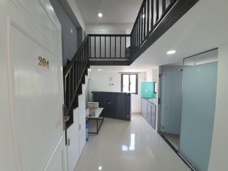 Căn hộ quận 7 đầy đủ tiện nghi Full nội thất 6tr5, 35m2