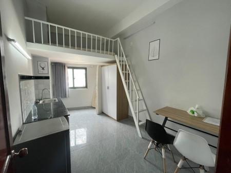 Cho thuê phòng trọ tại Gò Vấp, hệ thống giao thông di chuyển thuận tiện, full nội thất, 25m2