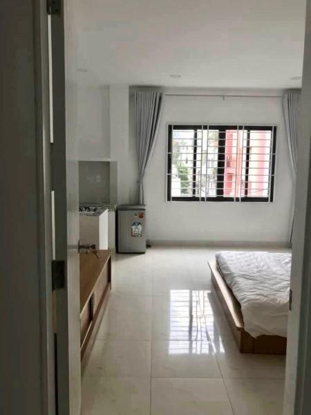 Phòng trọ quận Phú Nhuận với nhiều mức giá khác nhau, vừa đẹp vừa rẻ, có khoá vân tay, 25m2