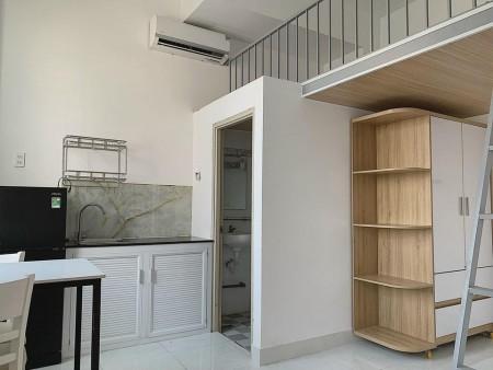 Cho thuê phòng trọ tại Tân Bình, trang bị full nội thất như hình , hệ thống nóng lạnh, wifi riêng, 25m2