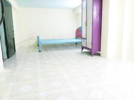 Phòng trọ cho thuê tại Gò Vấp, phòng mới sơn sửa, có gác, máy giặt, có kệ bếp, wc riêng, 22m2