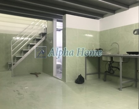 Phòng trọ cho thuê gần chợ Bình Triệu, có máy giặt chung cho mỗi tầng, phòng rộng rãi thoáng mát, 40m2