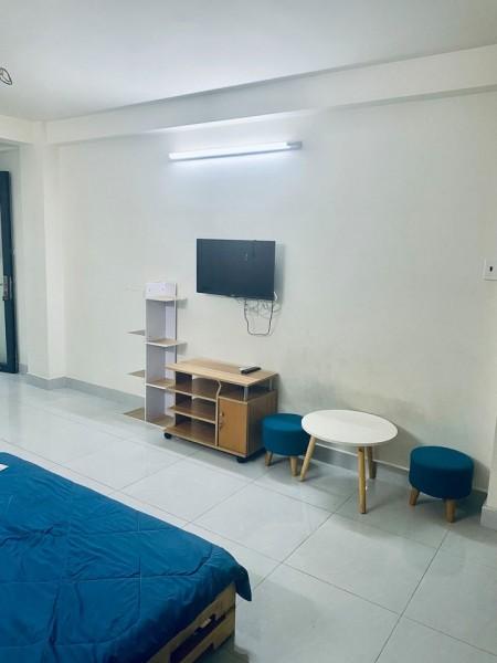 Cho thuê phòng trọ tại Tân Bình, giờ giấc tự do, thang máy, chỗ để xe riêng, tiện ích miễn phí, 35m2