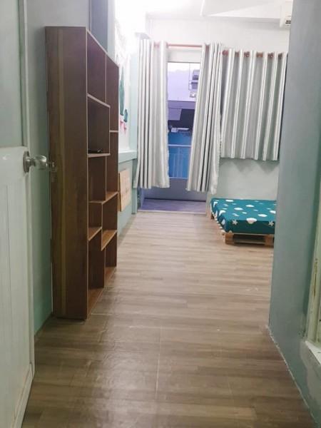 Cho thuê phòng trọ Tân Bình, nội thất gỗ thông tự nhiên, giờ giấc tự do, không chung chủ, 25m2