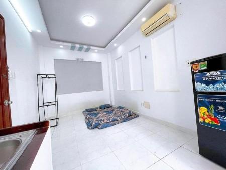Phòng trọ cho thuê đầy đủ nội thất và tiện nghi với thiết kế đơn giản tạo cảm giác thoải mái, 25m2
