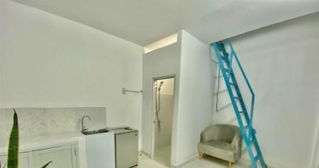 Cho thuê phòng trọ cao cấp, tiện nghi đầy đủ hiện đại tại Quận 7, 28m2