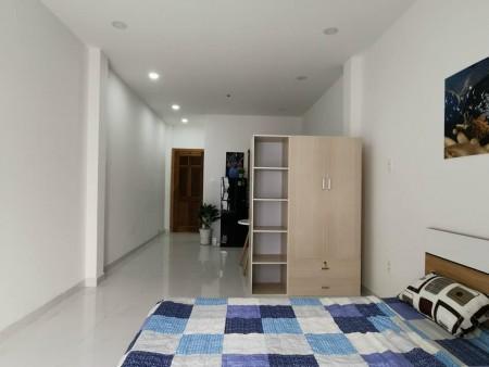 Cho thuê phòng trọ tại Gò Vấp, phòng full nội thất, có ban công, giờ giấc tự do, 45m2