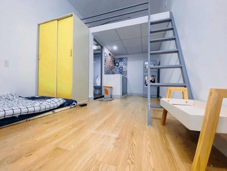 Cho thuê phòng trọ sinh viên, full nội thất mới tinh tại Tân Bình. Được nuôi thú cưng, 28m2