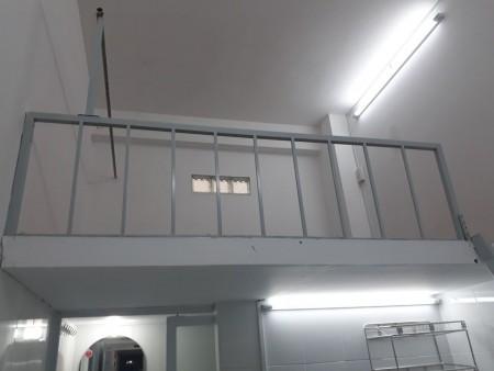 Cho thuê phòng trọ tại Gò Vấp,mới 100%, nhà vệ sinh trong, có vòi sen, lavabo rửa mặt, gương, 25m2