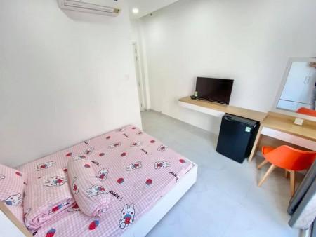 Phòng trọ mới khai trương cho thuê tại Bình Thạnh, full nội thất, khu vực trung tâm, 25m2