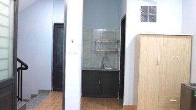 Cho thuê phòng trọ dạng căn hộ mini đầy đủ tiện nghi nội thất, sinh hoạt tự do không chung chủ, 30m2