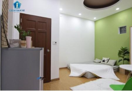 Chi thuê phòng trọ full nội thất tại Tân Bình, mỗi phòng đều có cửa sổ, ánh sáng tự nhiên, 25m2