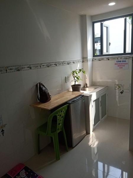 Cho thuê phòng trọ tại Gò Vấp, phòng giặt miễn phí, có máy giặt chung, có bếp( nấu ăn tự do), 28m2