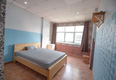 Cho thuê căn hộ chung cư cao cấp tại Hoàng Hoa Thám, Bình Thạnh, Phòng sạch sẽ, full nội thất, 26m2