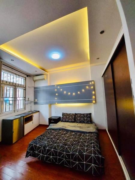 Cho thuê phòng trọ mới full nội thất, sinh hoạt tự do, giá phòng tốt, 26m2
