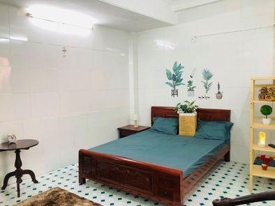 Cho thuê phòng trọ full nội thất, không giới hạn người ở, có chỗ để xe trong nhà, 20m2