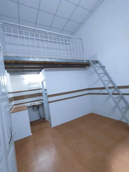 Cho thuê phòng mới có gác tại 71/30 đường võ văn hát, phường Long Trường Q9,TP thủ đức., 25m2