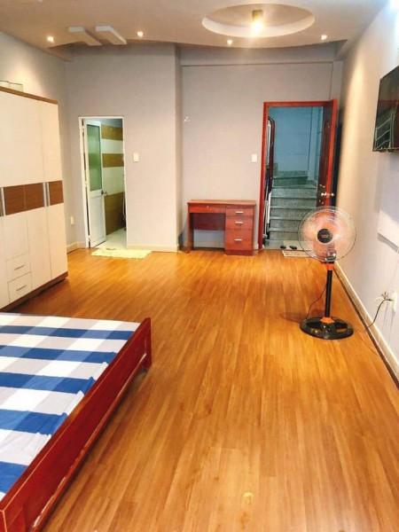 Cho thuê phòng trọ ở Phú Nhuận, máy giặt, máy sấy tại nhà, phòng mới full nội thất, camera an ninh, 40m2