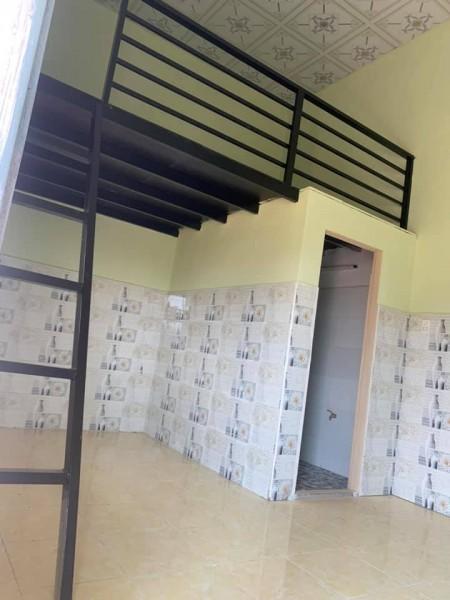 Cho thuê phòng trọ mới, rộng rãi có gác tại khu tái định cư Hòa Liên 4, 20m2