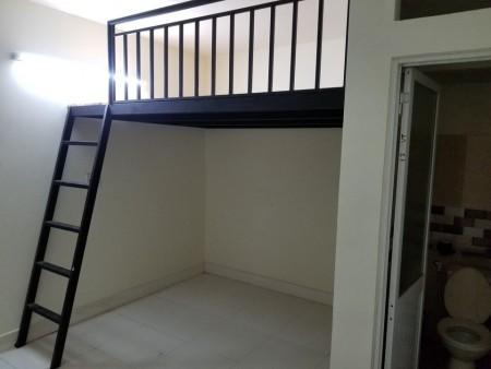 Cho thuê phòng trọ tại Bình Thạnh, phòng mới xây, nội thất có sẵn, tự do giờ giấc, không chung chủ, 25m2