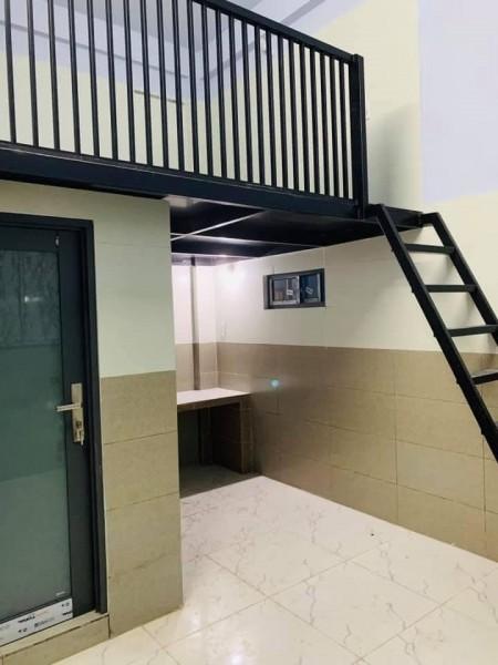 Phòng trọ mới tinh, an ninh yên tính, mỗi phòng còn có ban công riêng, 20m2