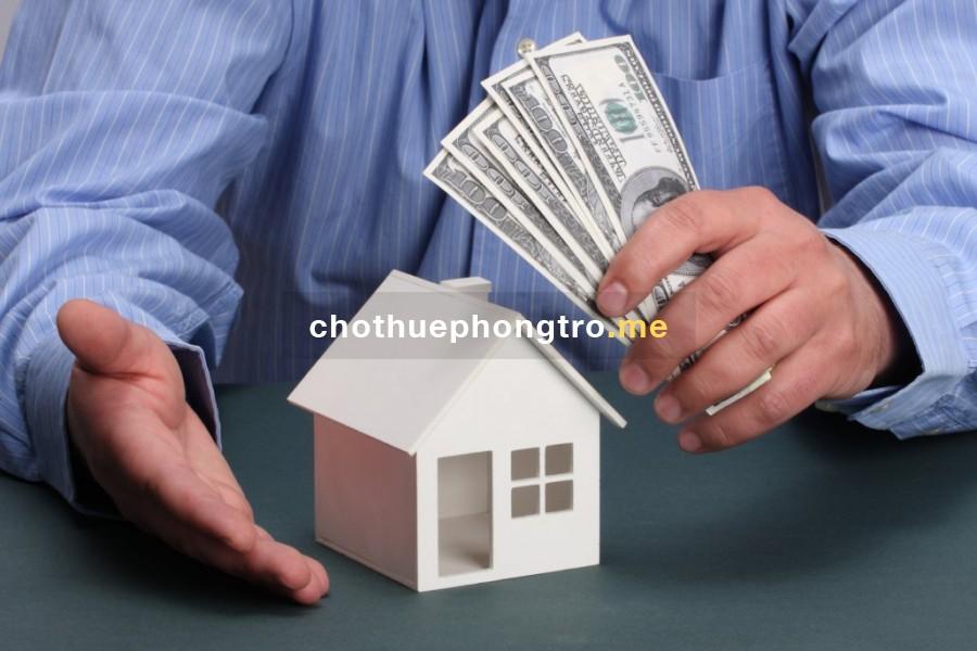 Tiền đặt cọc thuê nhà